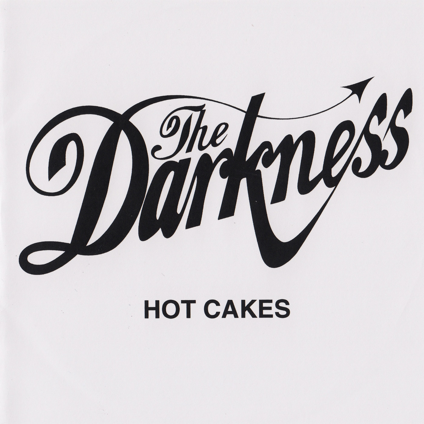 The Darkness Hot Cakes Vinyl
