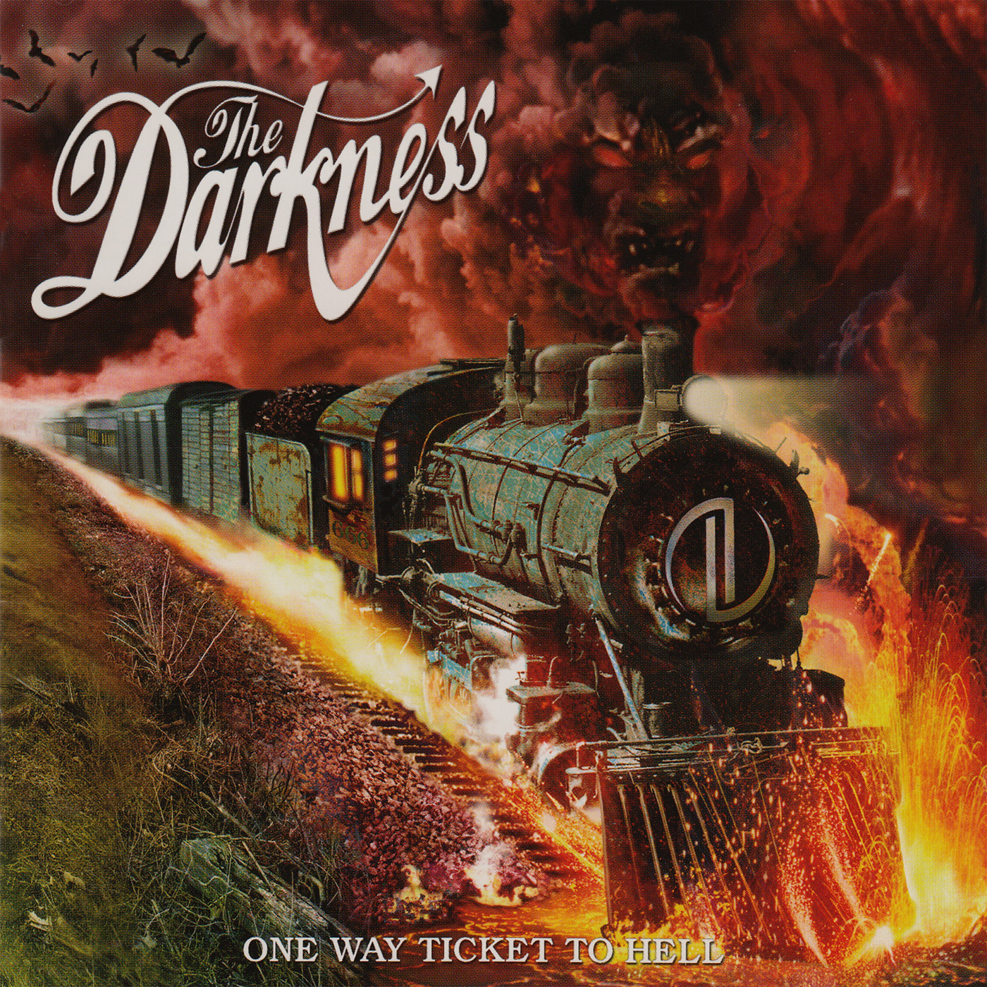 Runoutgrooves Com The Darkness Album Discography